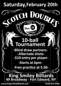 scotch doubles