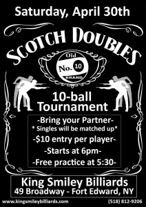scotch doubles